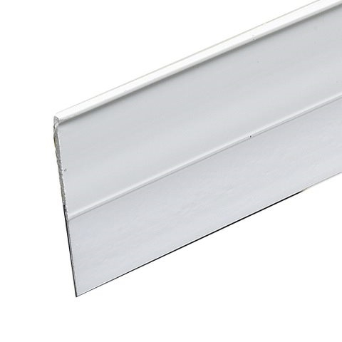 Picture of Frost King DS101BH Door Sweep, 36 in L, 1-1/2 in W, PVC Flange