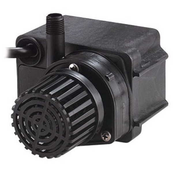 Picture of Little Giant 566611 Direct Drive Pump, 0.8 A, 115 V, 1/4 in Connection, 1 ft Max Head, 300 gph