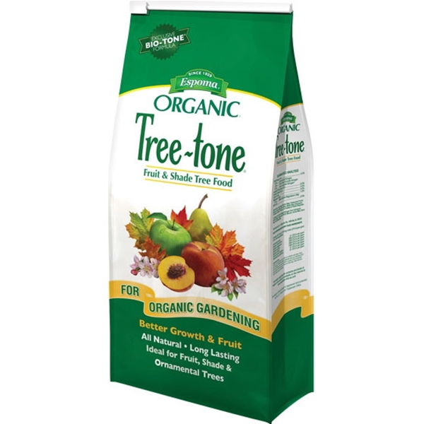 Picture of ESPOMA Tree-Tone TR18 Tree Food, Granular, 18 lb Package, Bag