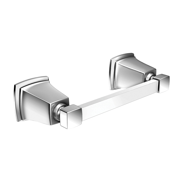 Picture of Moen Boardwalk Y3208CH Paper Holder, Stainless Steel/Zinc, Chrome