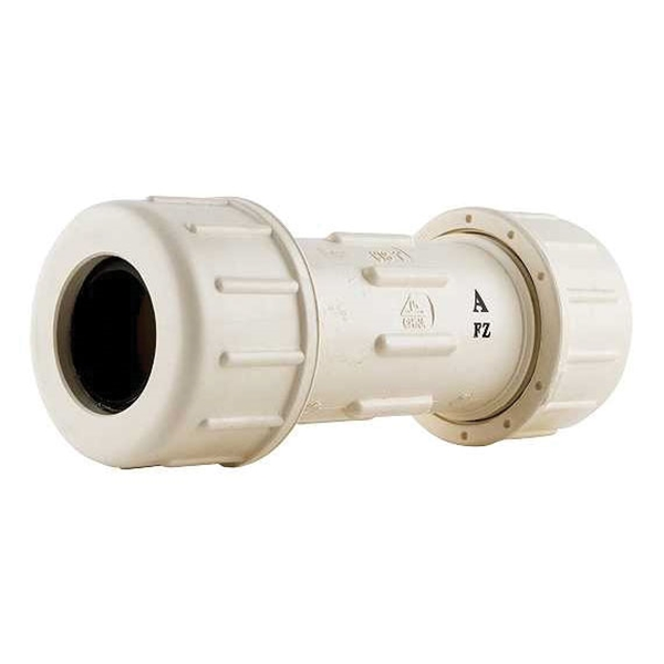 Picture of AMERICAN VALVE P600CTS 1/2 Compression Coupler, 1/2 in, Compression, 150 psi Pressure