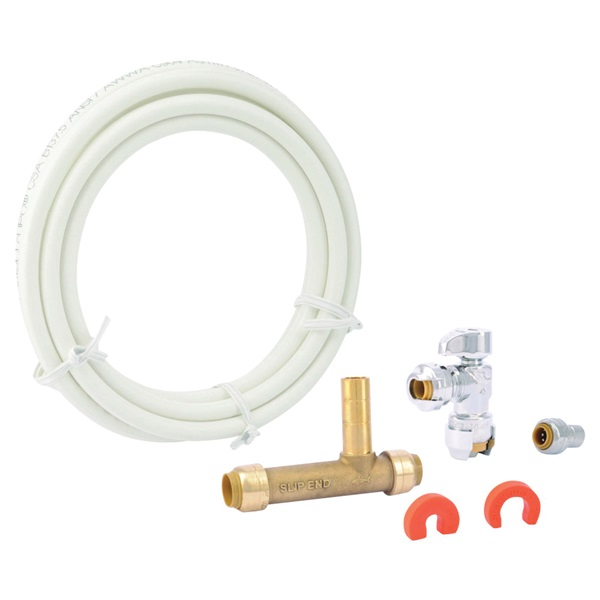 Picture of SharkBite 25024 Ice Maker Connection Kit, Copper/CPVC