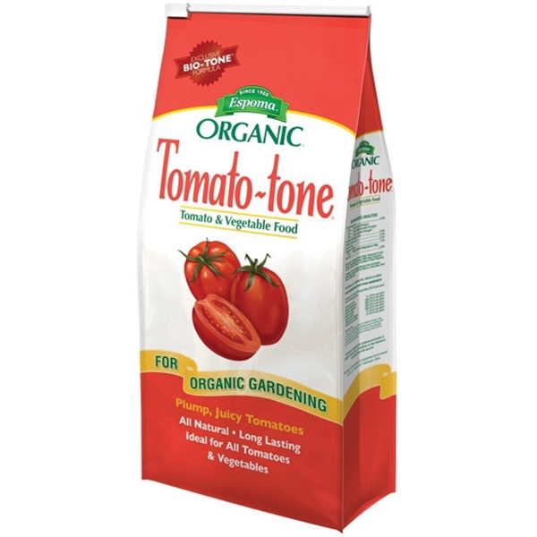 Picture of ESPOMA Tomato-Tone TO4 Plant Food, Granular, 4 lb Package, Bag