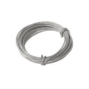 Picture of OOK 50165 Mirror Hanging Cord, 20 lb, Stainless Steel, 1, Pack