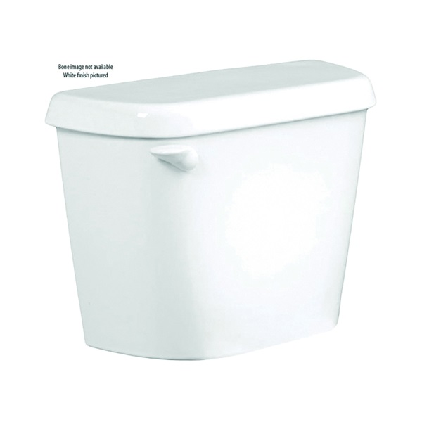 Picture of American Standard Colony 4192A154.020 Toilet Tank, 1.28 gpf Flush, 12 in Rough-In, Vitreous China, White