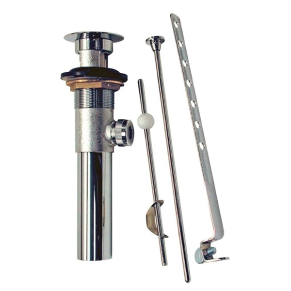 Picture of Danco 86780 Pop-Up Assembly, Brass, Chrome
