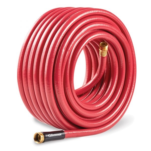 Picture of Gilmour 829901-1001 Farm / Ranch Hose, 90 ft L, Rubber