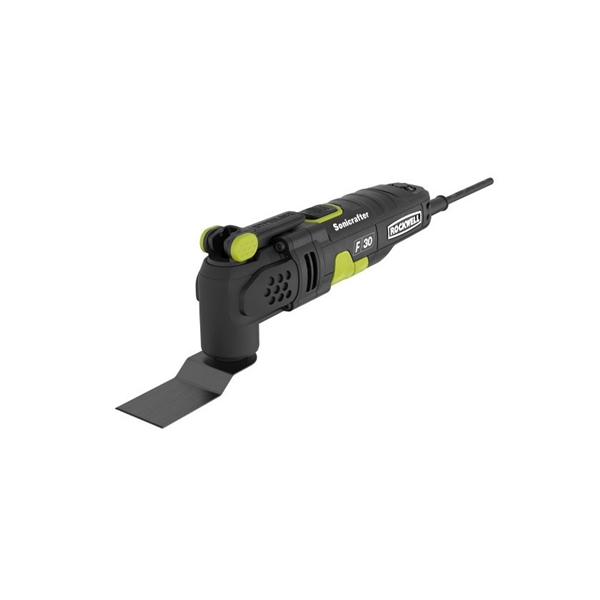 Picture of ROCKWELL Sonicrafter RK5132K Oscillating Multi-Tool, 120 V, 3.5 A, 11,000 to 20,000 opm Speed