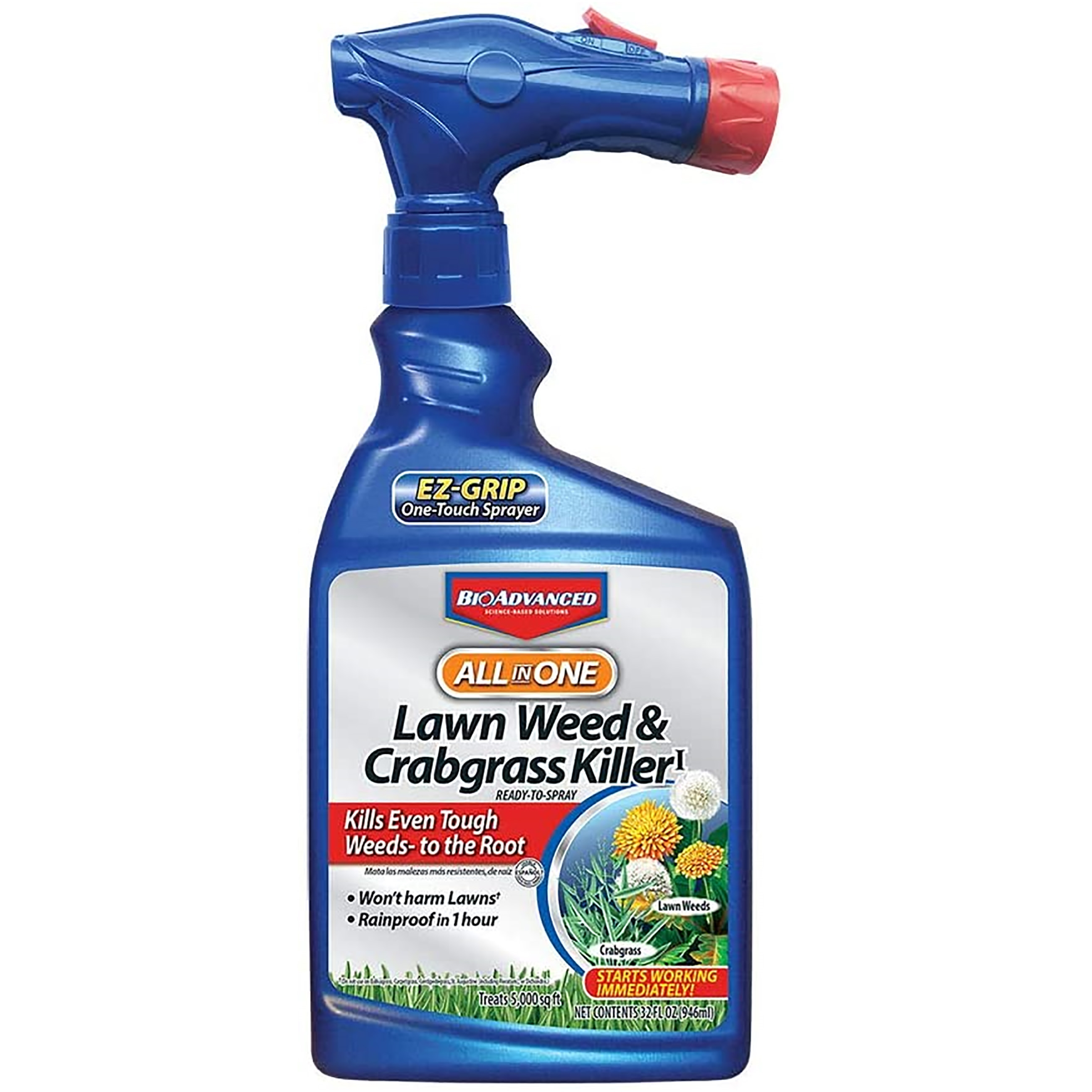 Picture of BioAdvanced 704040B Weed Control, Liquid, Spray Application, 24 fl-oz Package