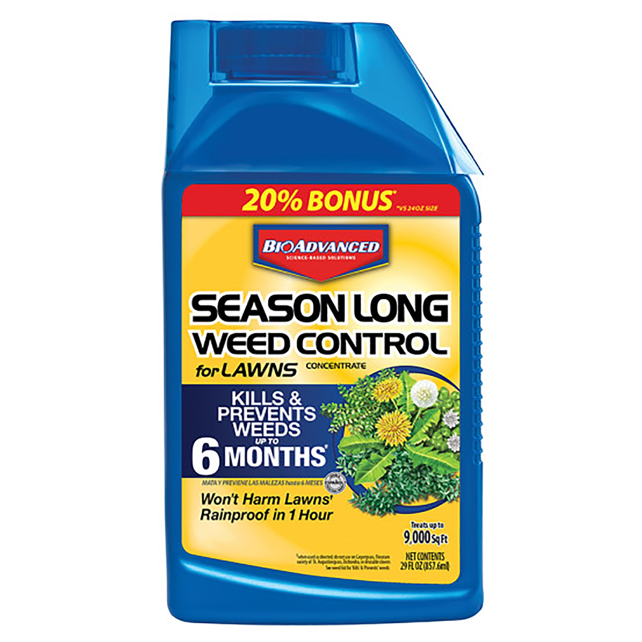 Picture of BioAdvanced 704050B Weed Control, Liquid, Spray Application, 24 oz Package