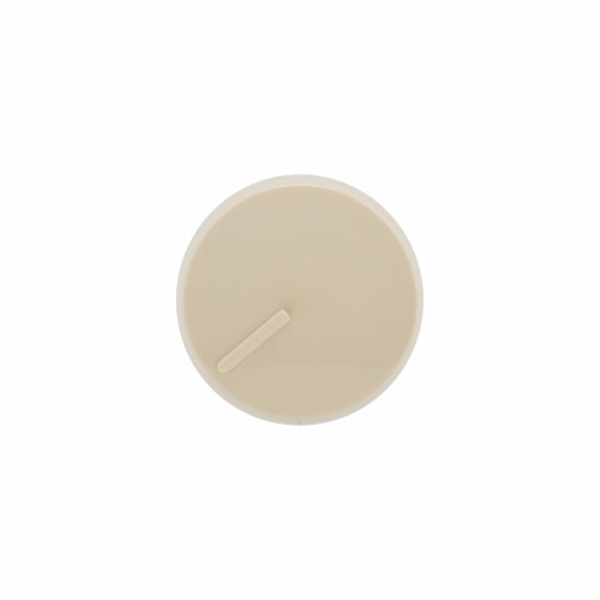 Picture of Eaton Wiring Devices RKRD-V-BP Replacement Knob, Polycarbonate, Ivory, For: RI061, RI06P and RI101 Rotary Dimmers