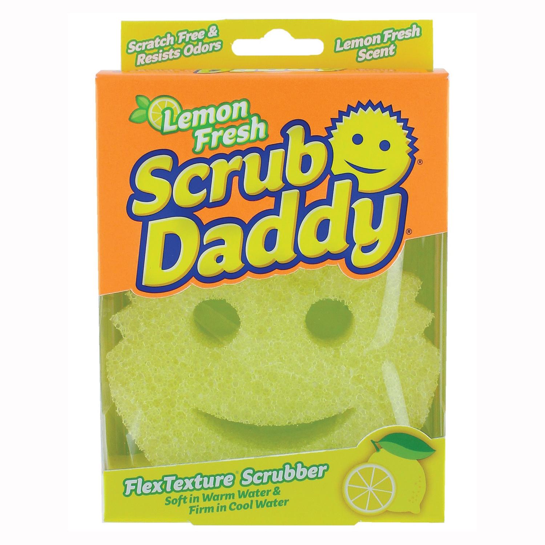 Picture of Scrub Daddy SDLFMVP Scrub Sponge, Scratch-Free FlexTexture