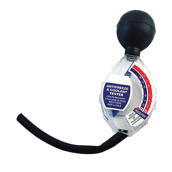 Picture of GENUINE VICTOR 22-5-00332-8 Anti-Freeze Tester, Ethylene Glycol, Black/Clear
