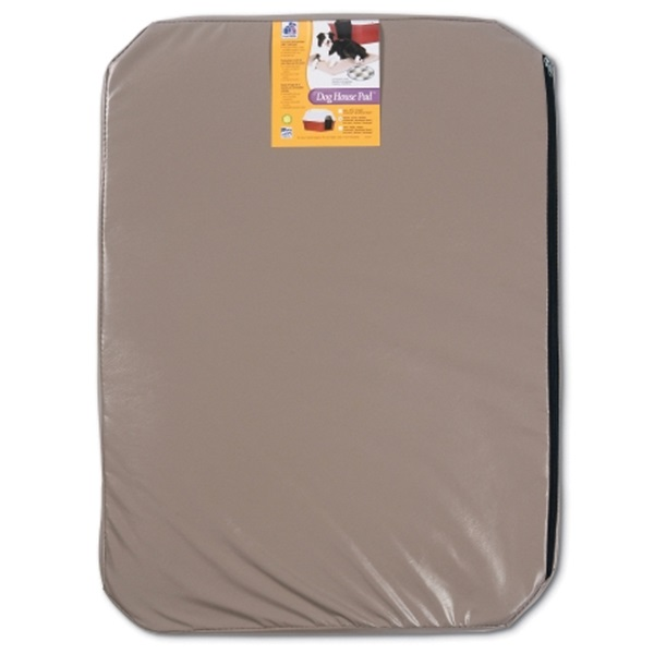 Picture of PETMATE Barnhome III 29470 Dog House Pad, Vinyl, Tan, For: Pet Barn Dog House