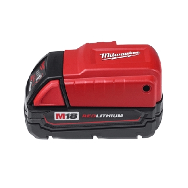 Picture of Milwaukee 49-24-2371 Power Source, 18 V Battery, 500 mAh