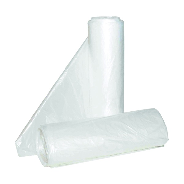 Picture of ALUF PLASTICS Hi-Lene HC HC-303710C Can Liner, 20 to 30 gal Capacity, Polyethylene, Clear