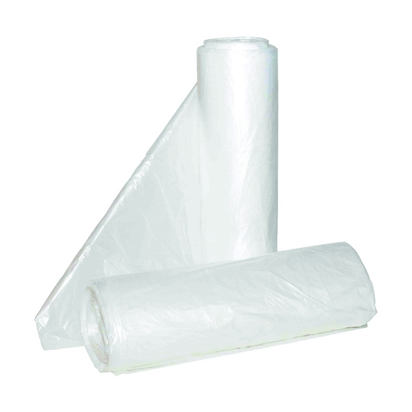 Picture of ALUF PLASTICS Hi-Lene HC HC-303713C Can Liner, 20 to 30 gal Capacity, Polyethylene, Clear