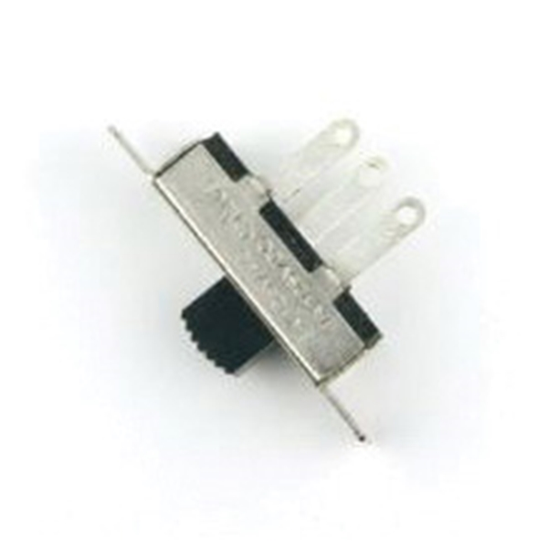 Picture of Jandorf 61021 Momentary Slide Switch, SPDT, Tab Terminal, 3 A, 125 V