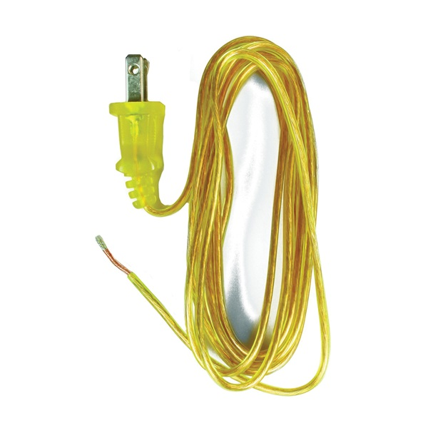 Picture of Jandorf 60136 Lamp Cord with Polarized Plug