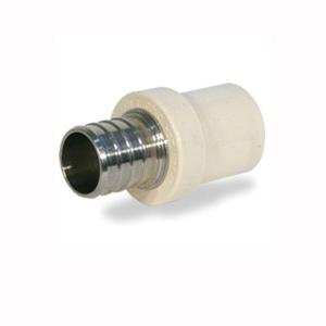 Picture of Apollo APXCPV34/TPC0750 Pipe Adapter, 3/4 in, PEX x Copper Sweat, 100 psi Pressure