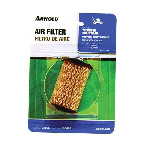 Picture of ARNOLD 490-200-0020/TAF1 Replacement Air Filter, Paper Filter Media