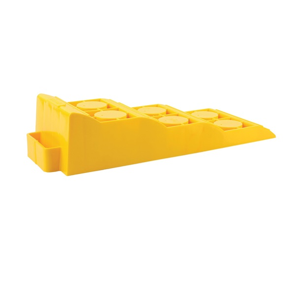 Picture of CAMCO 44573 Tri-Leveler, Plastic, Yellow