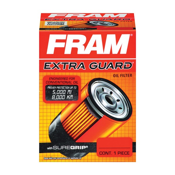 Picture of FRAM PH3593A Oil Filter, 20 x 1.5 mm Connection, Threaded, Cellulose, Synthetic Glass Filter Media
