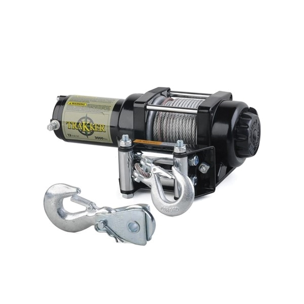 Picture of KEEPER KT3000 Electric Winch, 12 VDC, 3000 lb