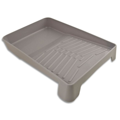 Picture of WOOSTER BR549-11 Paint Tray, 16-1/2 in L, 11 in W, 1 qt Capacity, Polypropylene Co-Polymer, Gray