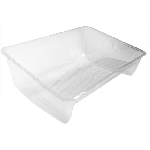 Picture of WOOSTER SHERLOCK BR415-14 Paint Tray Liner, 1 gal Capacity, Plastic, Clear