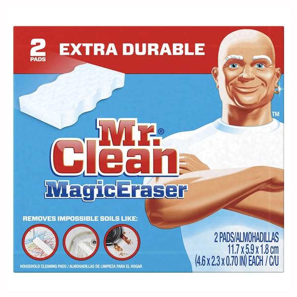 Picture of MR CLEAN 04249 Magic Eraser, 11.75 cm L, 5.9 cm W, 1.8 cm Thick