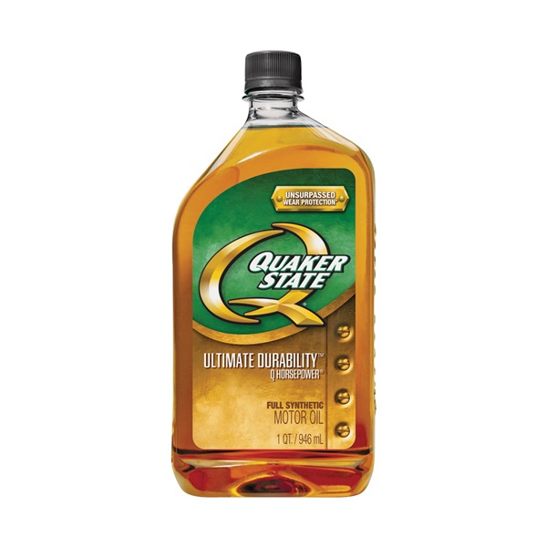 Picture of Quaker State Ultimate Durability 550046199/5500367 Motor Oil, 10W-30, 1 qt Package