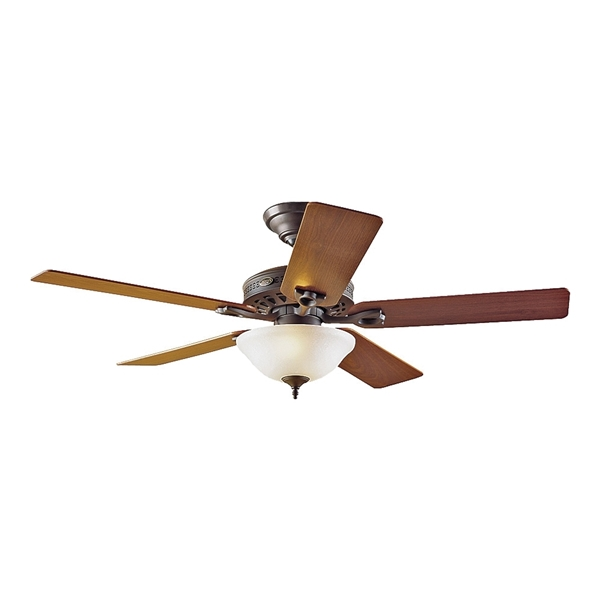 Picture of Hunter 53057/22459 Ceiling Fan, 5-Blade, 52 in Sweep, 4696 cfm Air