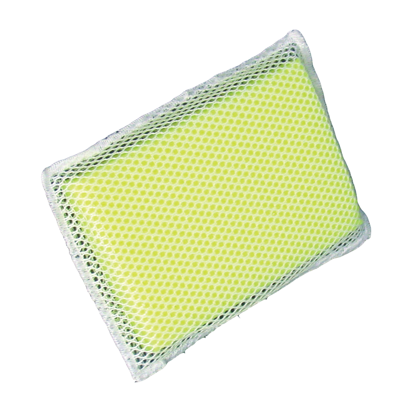Picture of BIRDWELL 354-24 Scouring Sponge, 6-1/4 in L, 4 in W, 3/4 in Thick