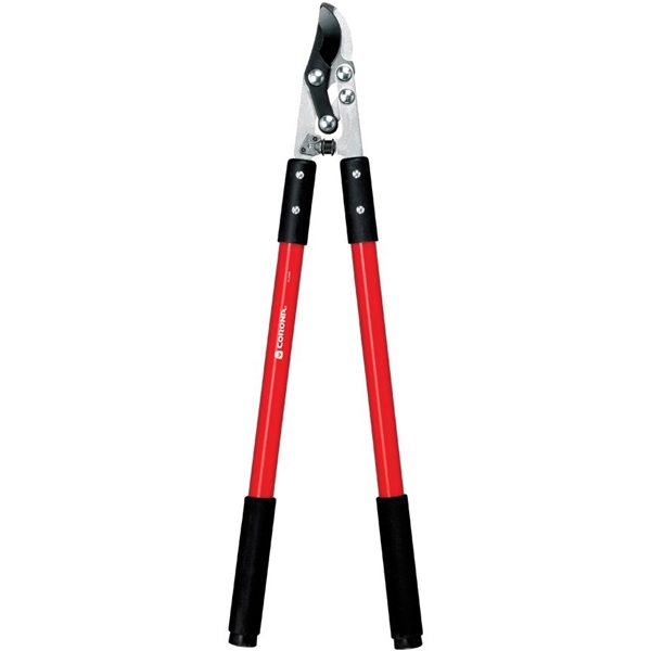 Picture of CORONA CLIPPER FL 3460 Bypass Lopper, 1-1/2 in Cutting Capacity, Resharpenable Blade, Carbon Steel Blade, 32 in OAL