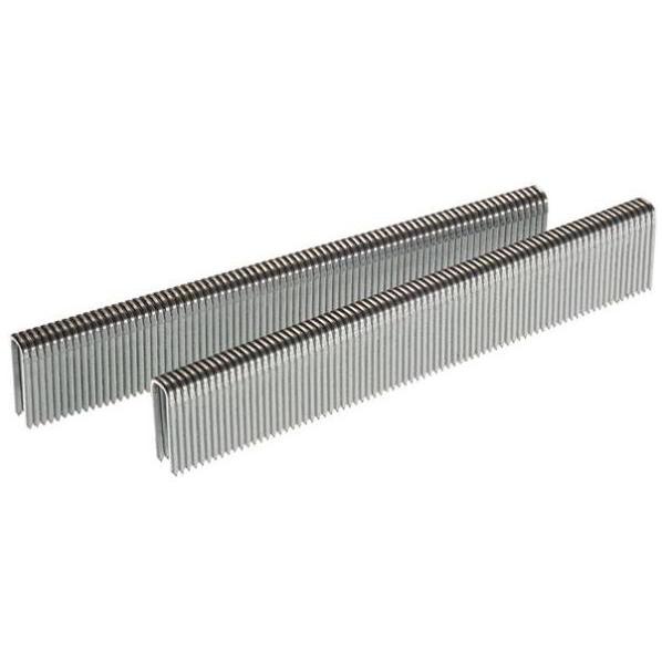 Picture of SENCO A800759 Wire Staple, 1/4 in W Crown, 3/4 in L Leg, 18 Gauge, Galvanized Steel, 900, Box