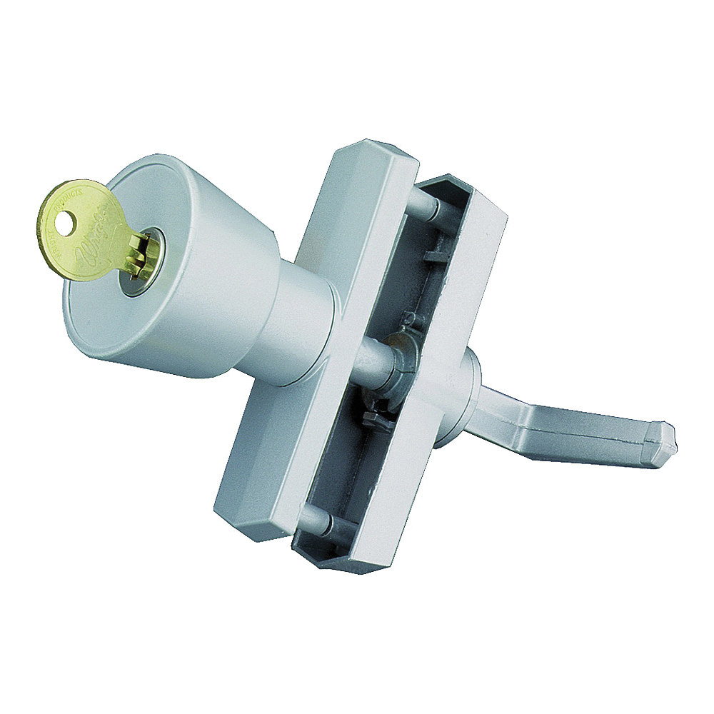 Picture of Wright Products VK670 Knob Latch, 3/4 to 1-1/8 in Thick Door, For: Out-Swinging Wood/Metal Screen, Storm Doors