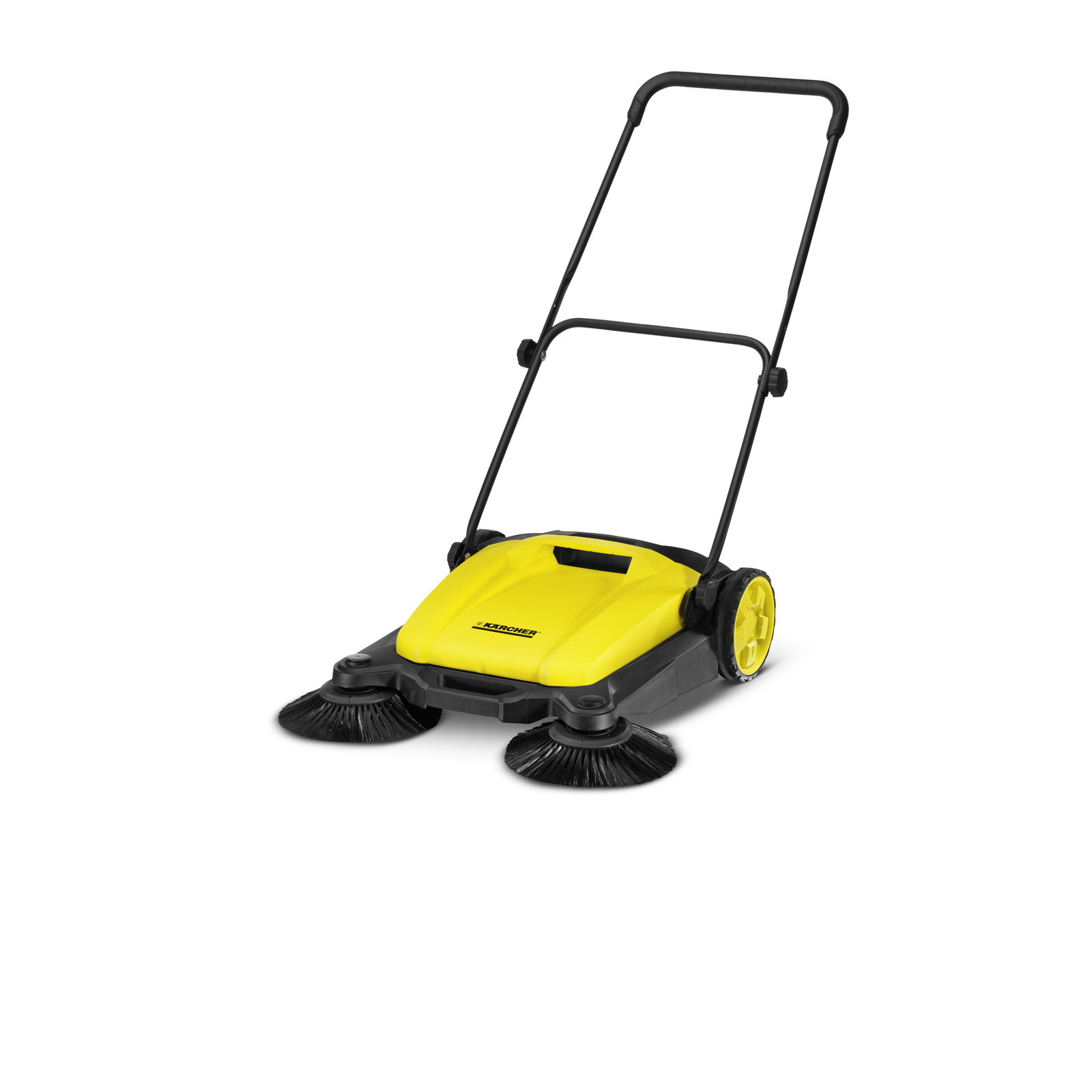 Picture of Karcher S 650 Sweeper, 25.6 in W Cleaning Path, 4.2 gal Solution Tank