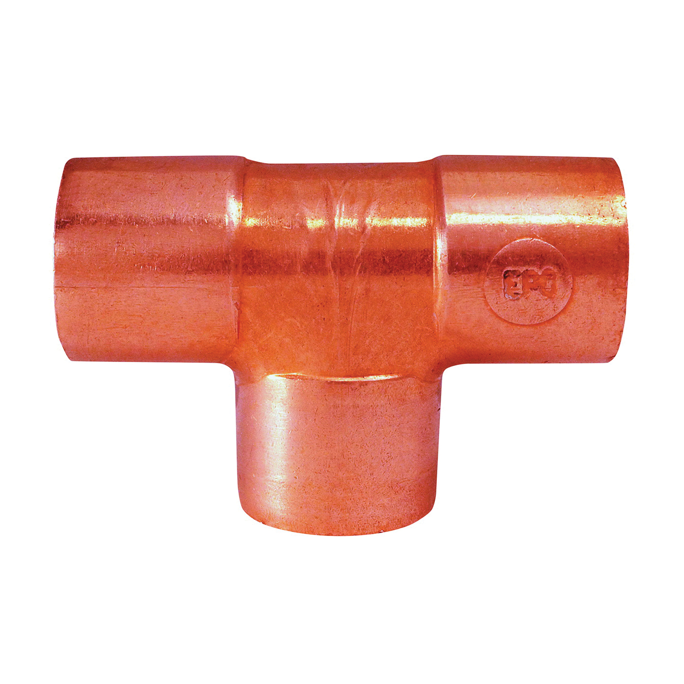 Picture of EPC 111 32818 Pipe Tee, 1 in, Sweat, Copper