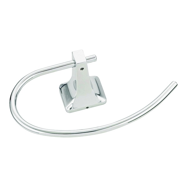 Picture of Boston Harbor 3660C-26-07-SOU Towel Ring, Stainless Steel/Zinc, Chrome, Wall Mounting