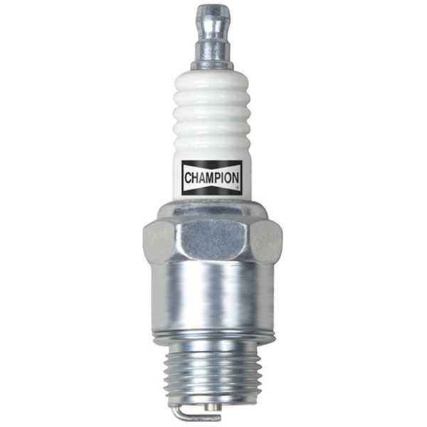 Picture of Champion D16/516 Spark Plug, 0.022 to 0.028 in Fill Gap, 0.709 in Thread, 7/8 in Hex, For: Small Engines