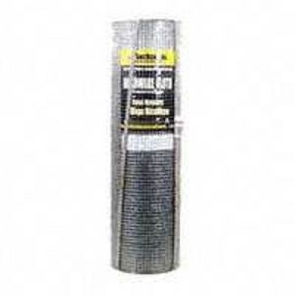 Picture of Jackson Wire 11 06 38 13 Hardware Cloth, 100 ft L, 36 in W, 27 Gauge, 1/8 x 1/8 in Mesh, Galvanized