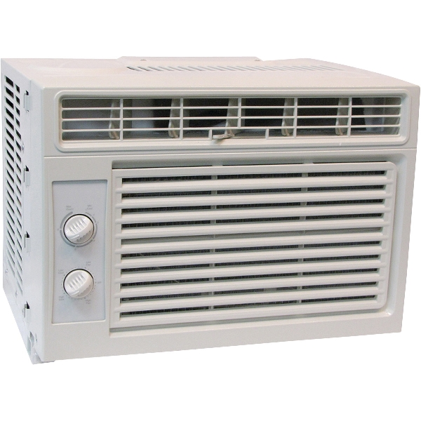 Picture of Comfort-Aire RG-51M Room Air Conditioner, 115 V, 60 Hz, 5000 Btu/hr Cooling, 11.1/11 EER, 55/51 dB