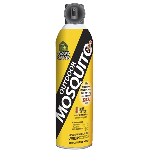 Picture of Harris MOSQ-16 Mosquito Fogger, Milky White/Yellow