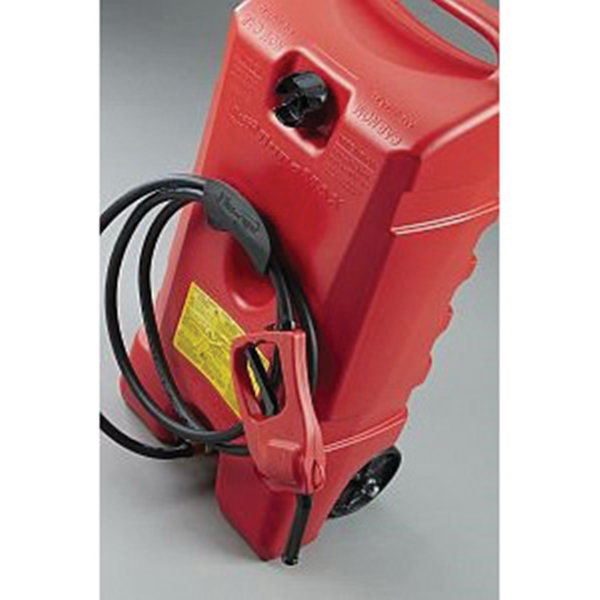 Picture of Scepter Flo n' go DuraMax 06792 Fuel Caddy, 14 gal Package, HDPE, Red