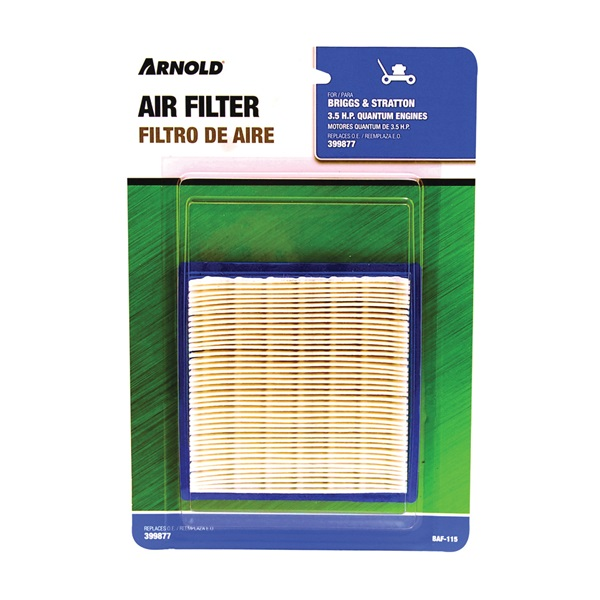 Picture of ARNOLD BAF-115 Replacement Air Filter, Paper Filter Media
