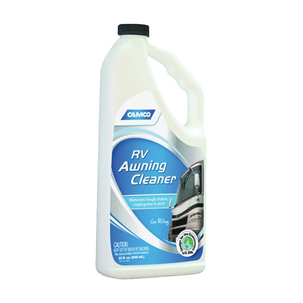 Picture of CAMCO 41024 Awning Cleaner, 32 oz Package, Bottle, Liquid, Fresh Fragrance