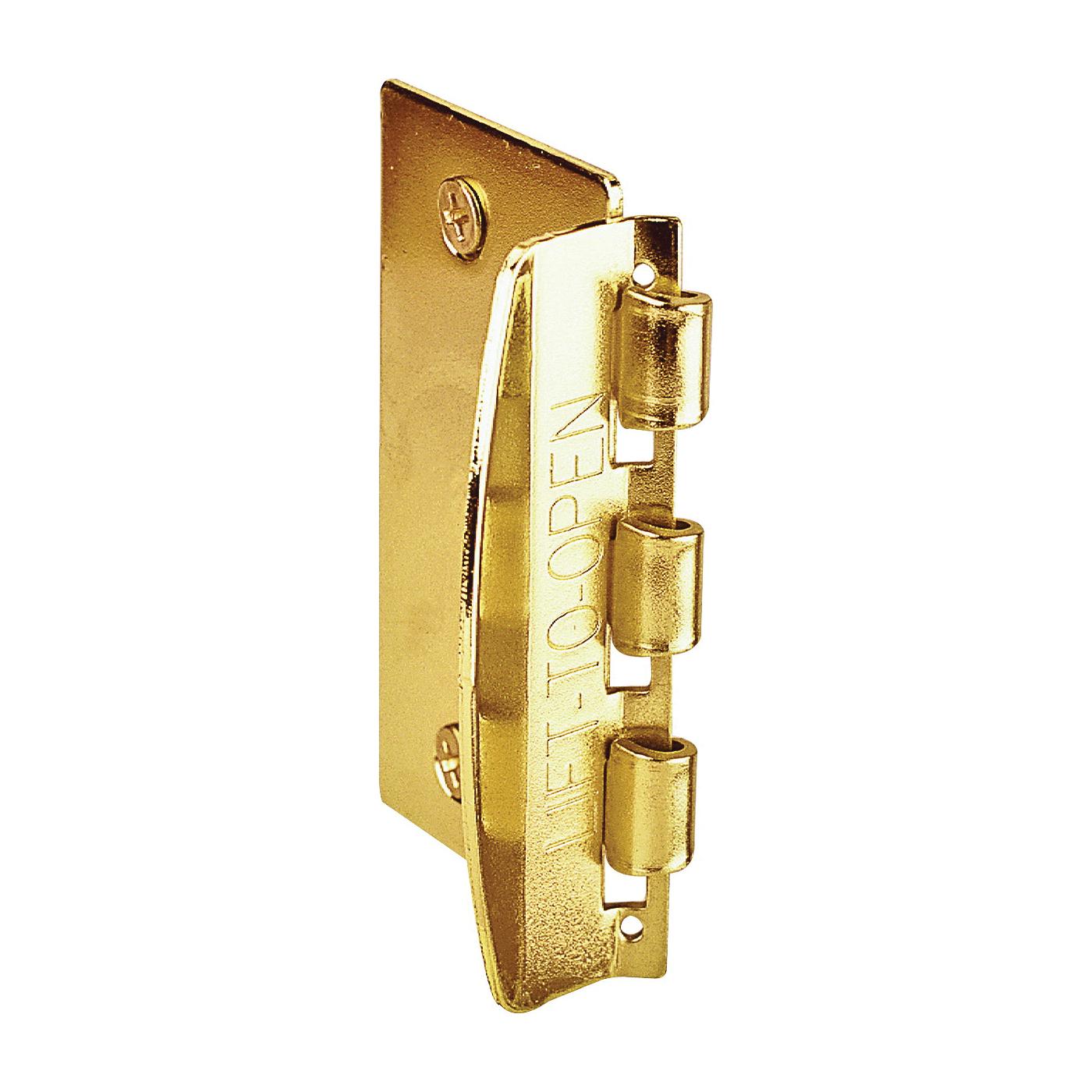 Picture of Defender Security U 9887 Door Lock, Steel, Brass