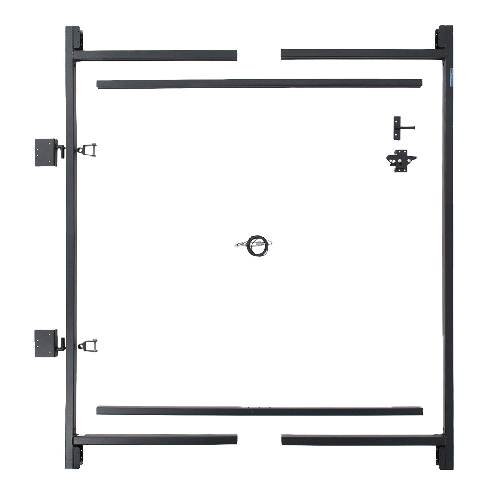 Picture of Adjust-A-Gate AG36 Gate Frame, Steel, Powder-Coated
