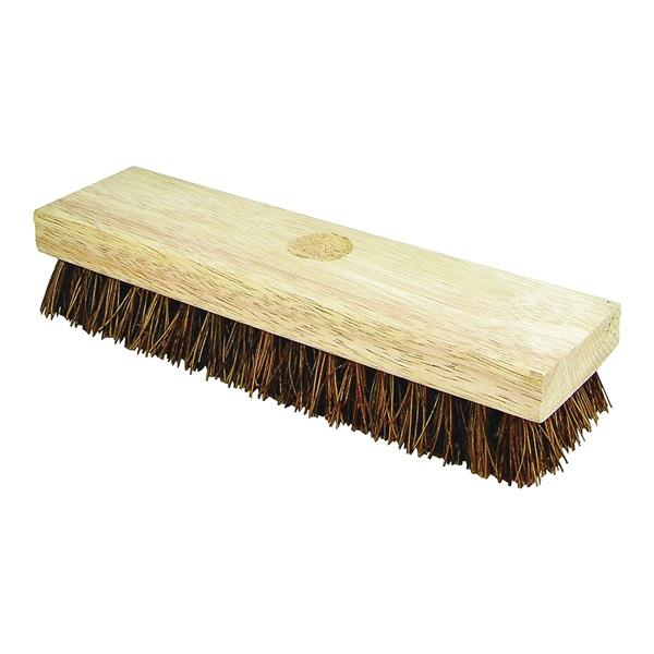 Picture of Quickie 225 Deck Scrub Brush, 1 in L Trim, 2-1/2 in W Brush